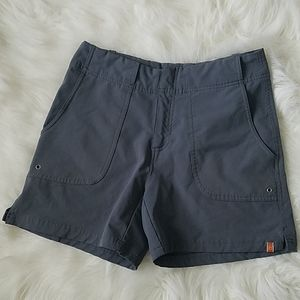 Lucy Women's XS Gray Outdoor Shorts
